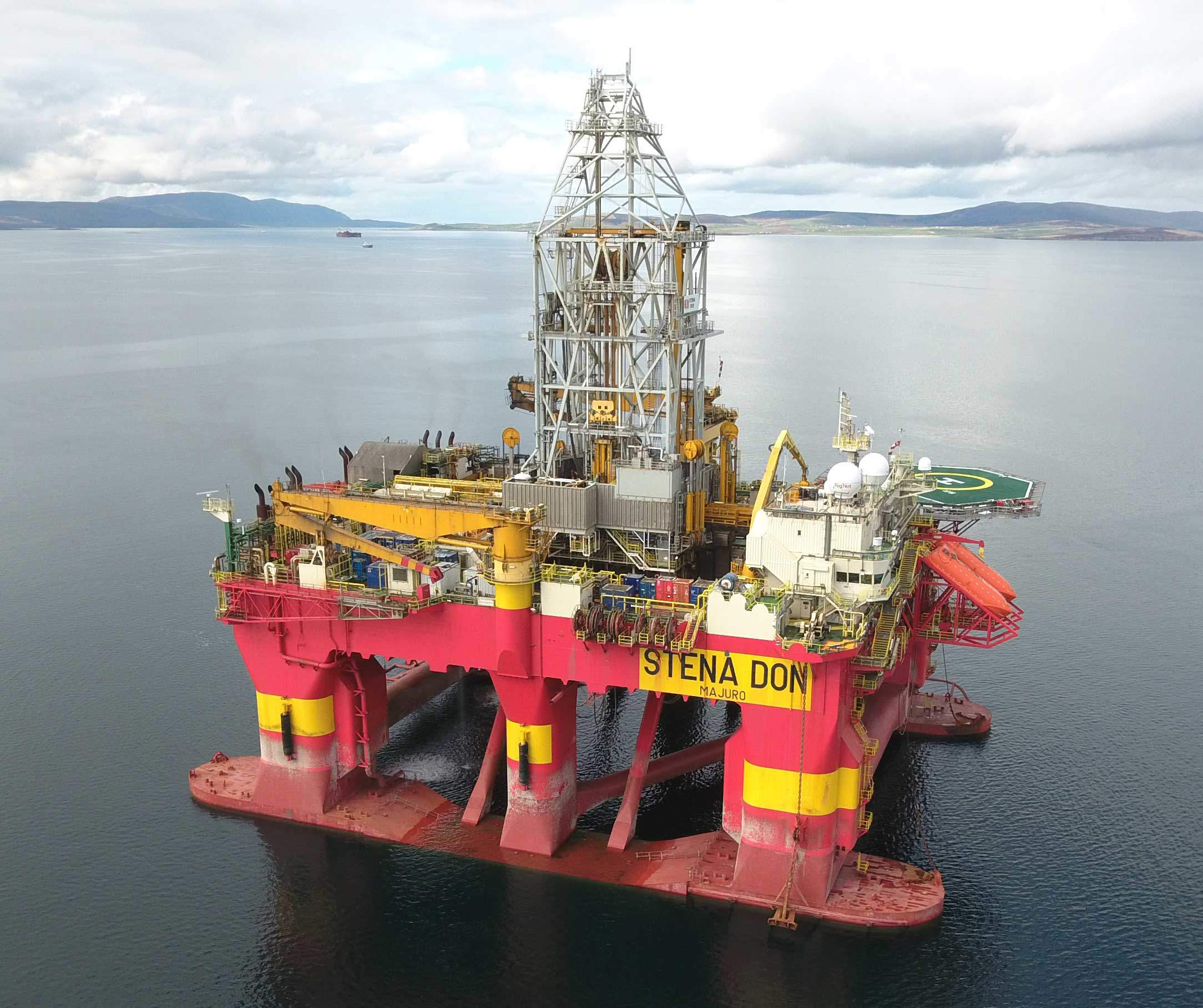 Major Gas Find Offshore UK
