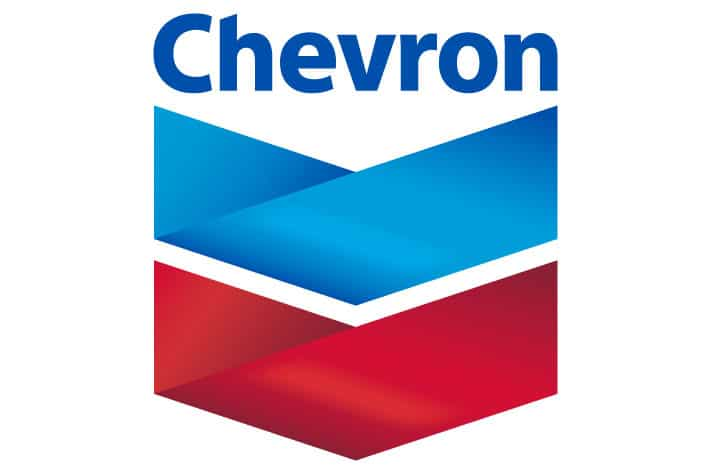 Chevron drops last NCS license