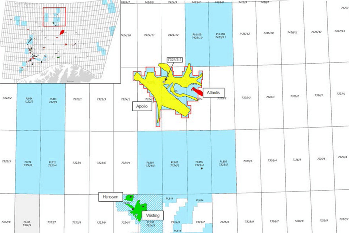 More gas in the Barents Sea