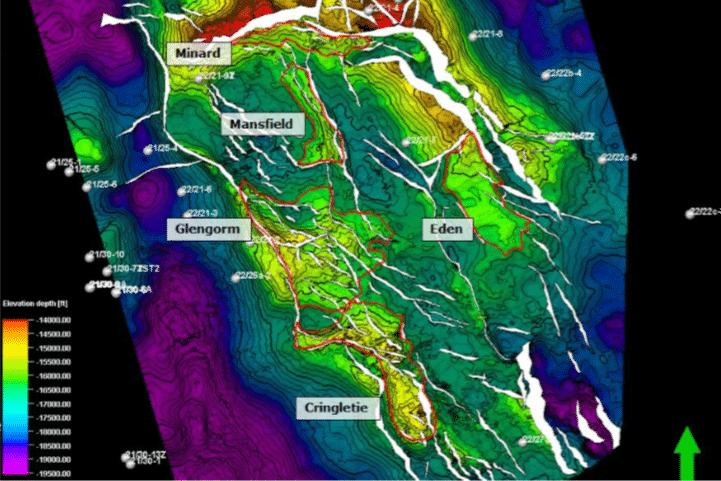 Glengorm geology