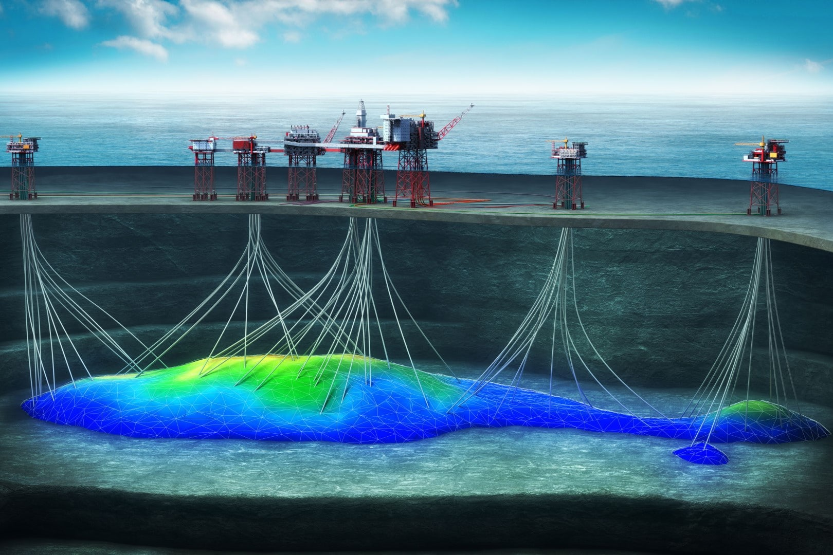 Machine learning used for reservoir pressure prediction