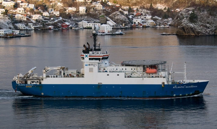 EMGS gets major contract