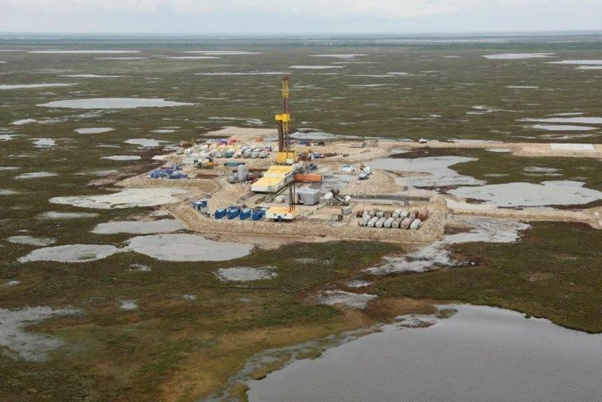 Equinor to develop field in Siberia