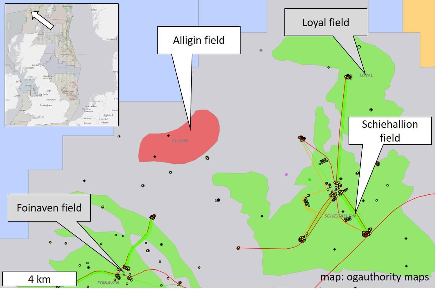 UKCS: First oil from BP's Alligin field