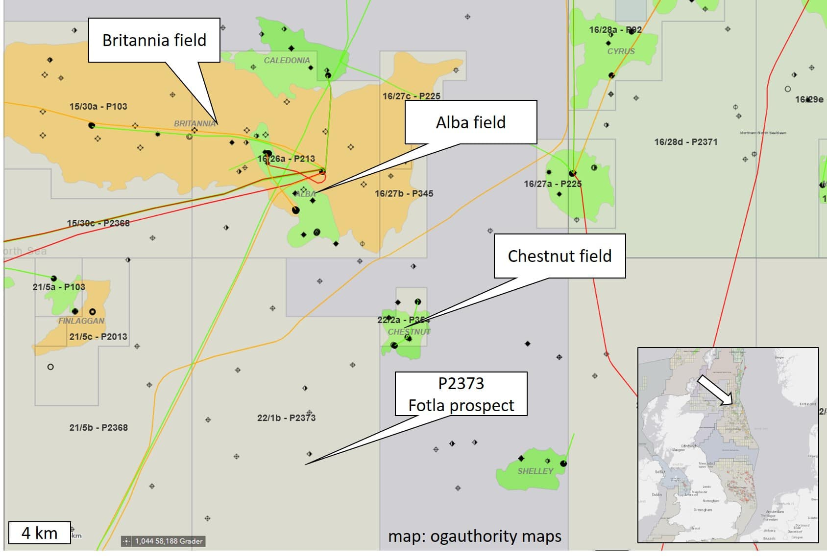 Ithaca to drill injectite prospect Fotla in Q3 2020