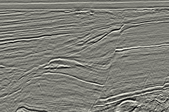 Reprocessed broadband MC3D from the Barents Sea