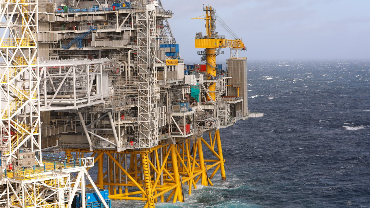 Johan Sverdrup field to reach plateau production in May, before schedule