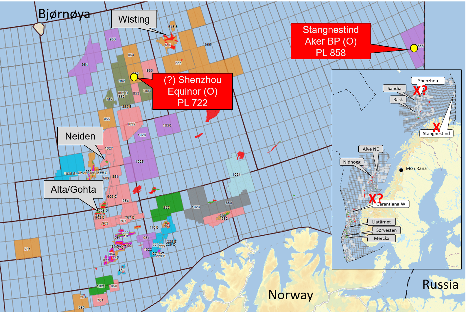 Aker BP slashes Barents Sea exploration in 2020