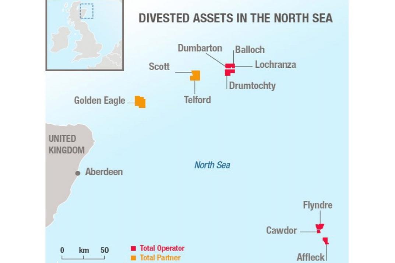Divests UK assets