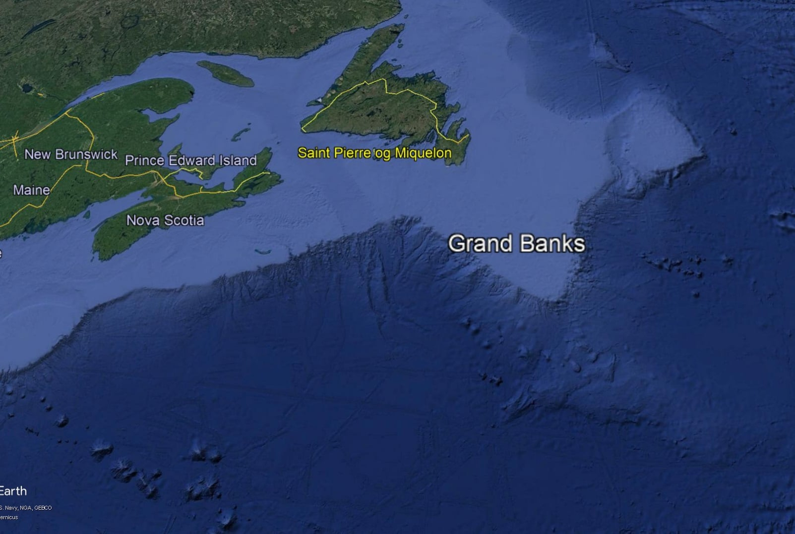 More oil to be found at Grand Banks