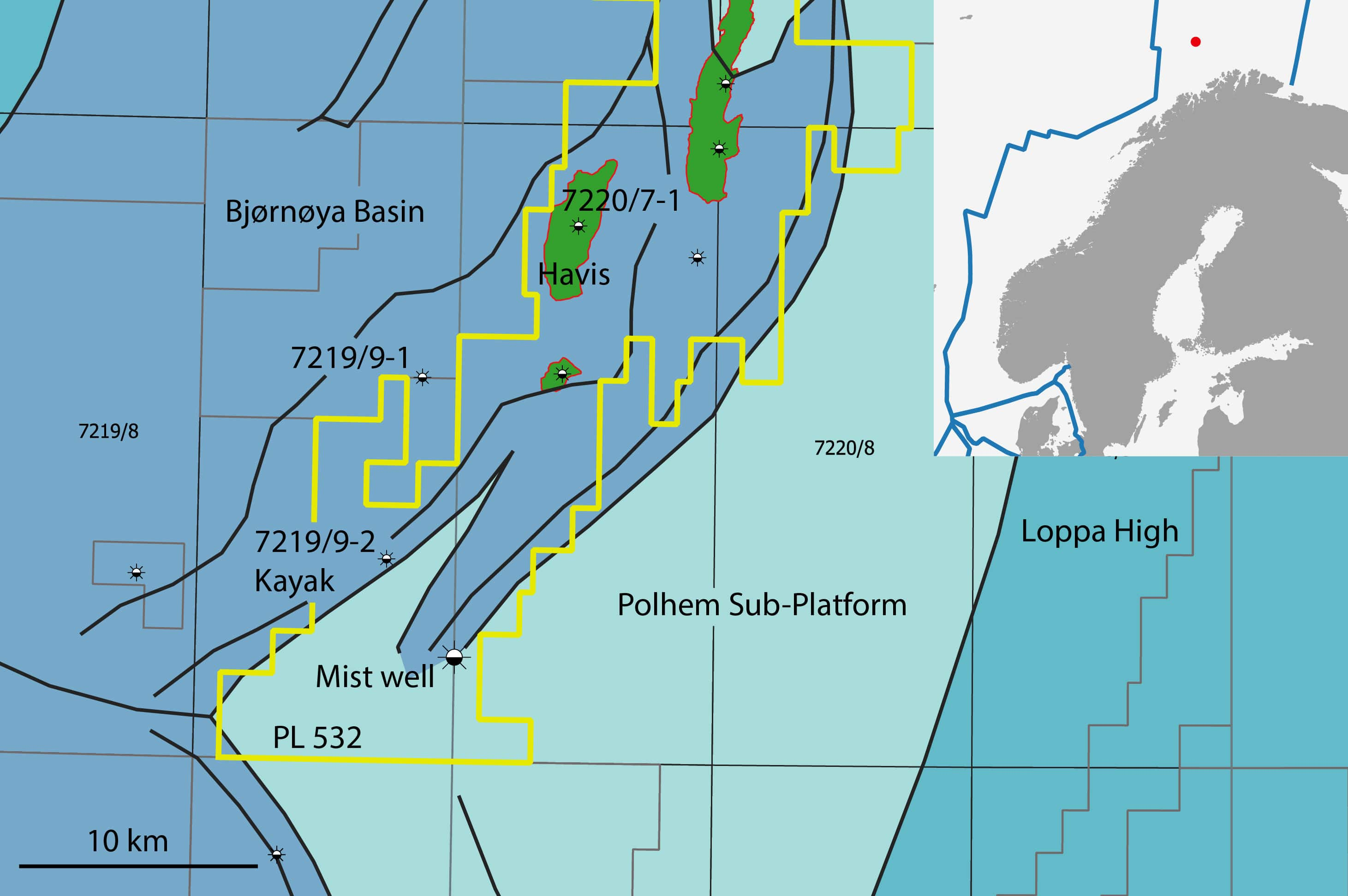 Second Barents Sea exploration well of the year also comes in dry