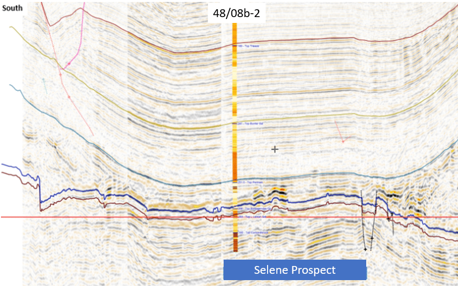 Selene prospect one of the largest Permian structures to be confirmed