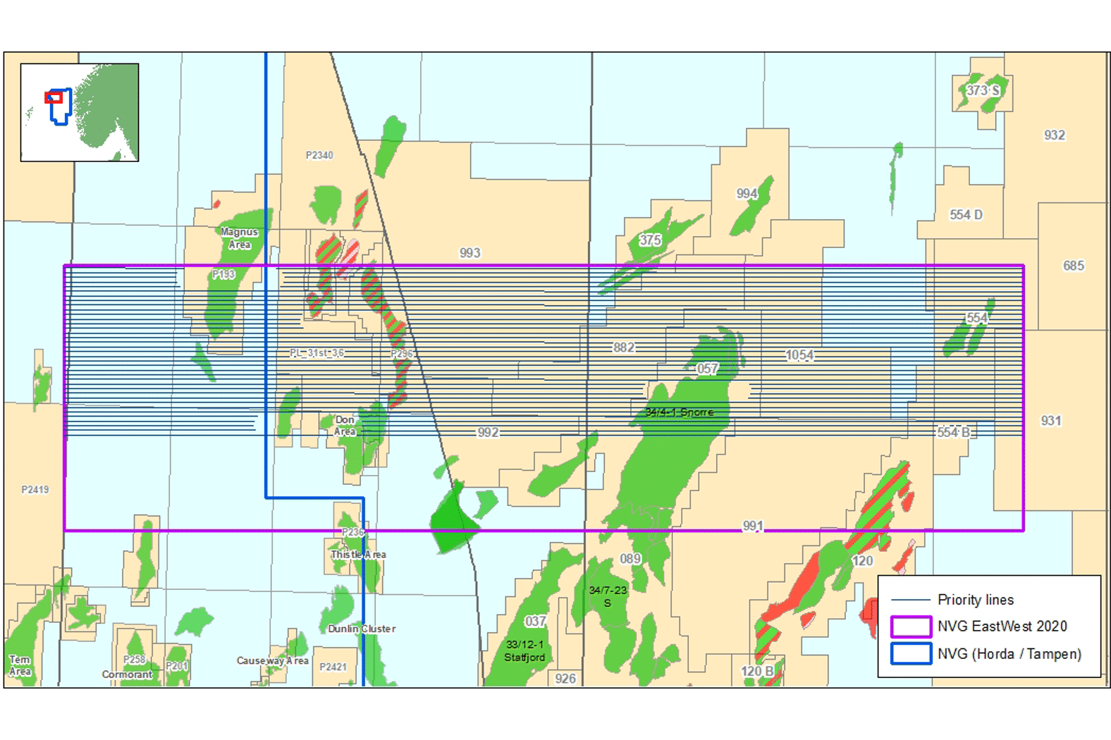 CGG adds second Azimuth to Northern Viking Graben multi-client survey