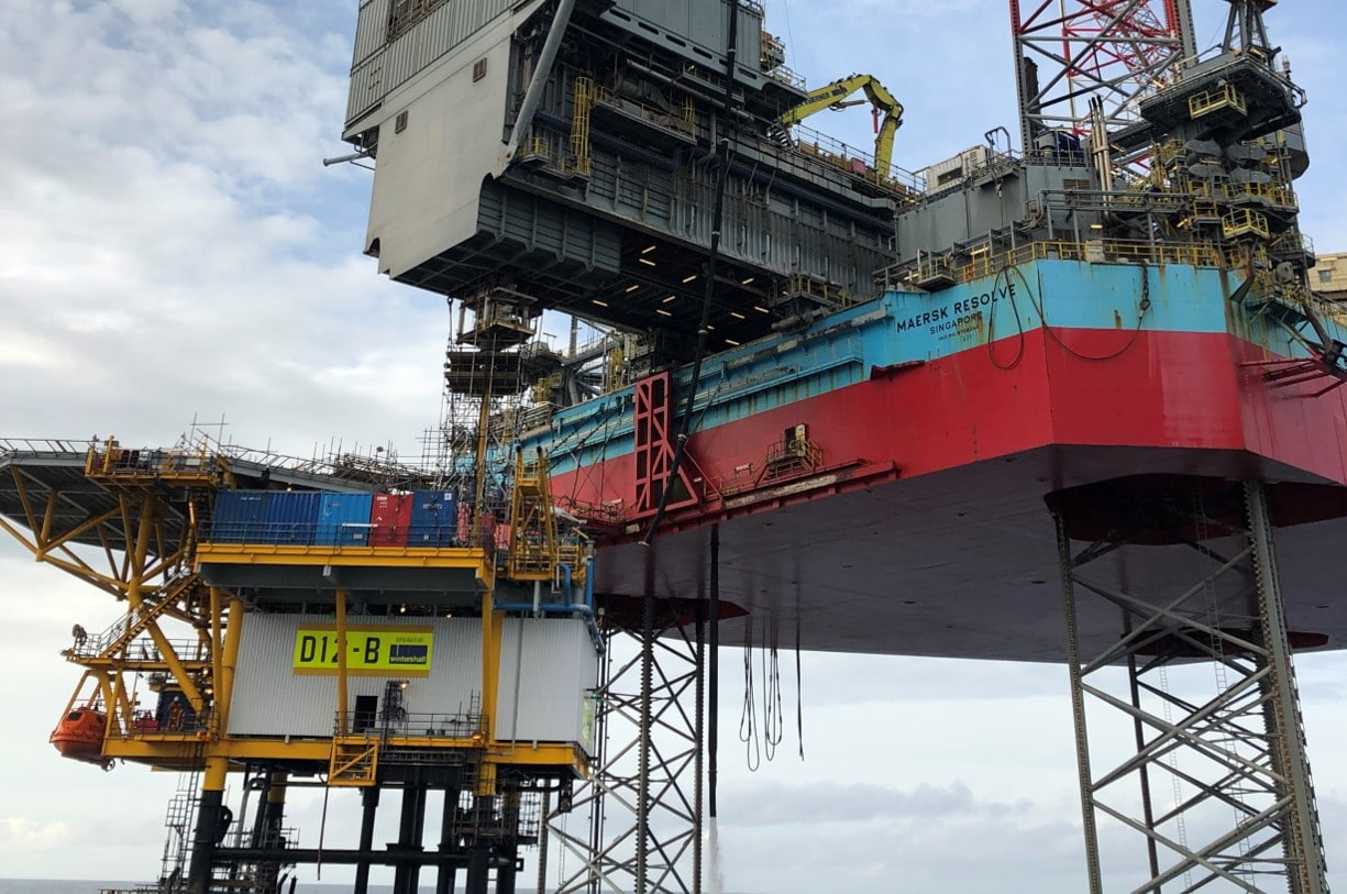 Wintershall successfully develops third Sillimanite well