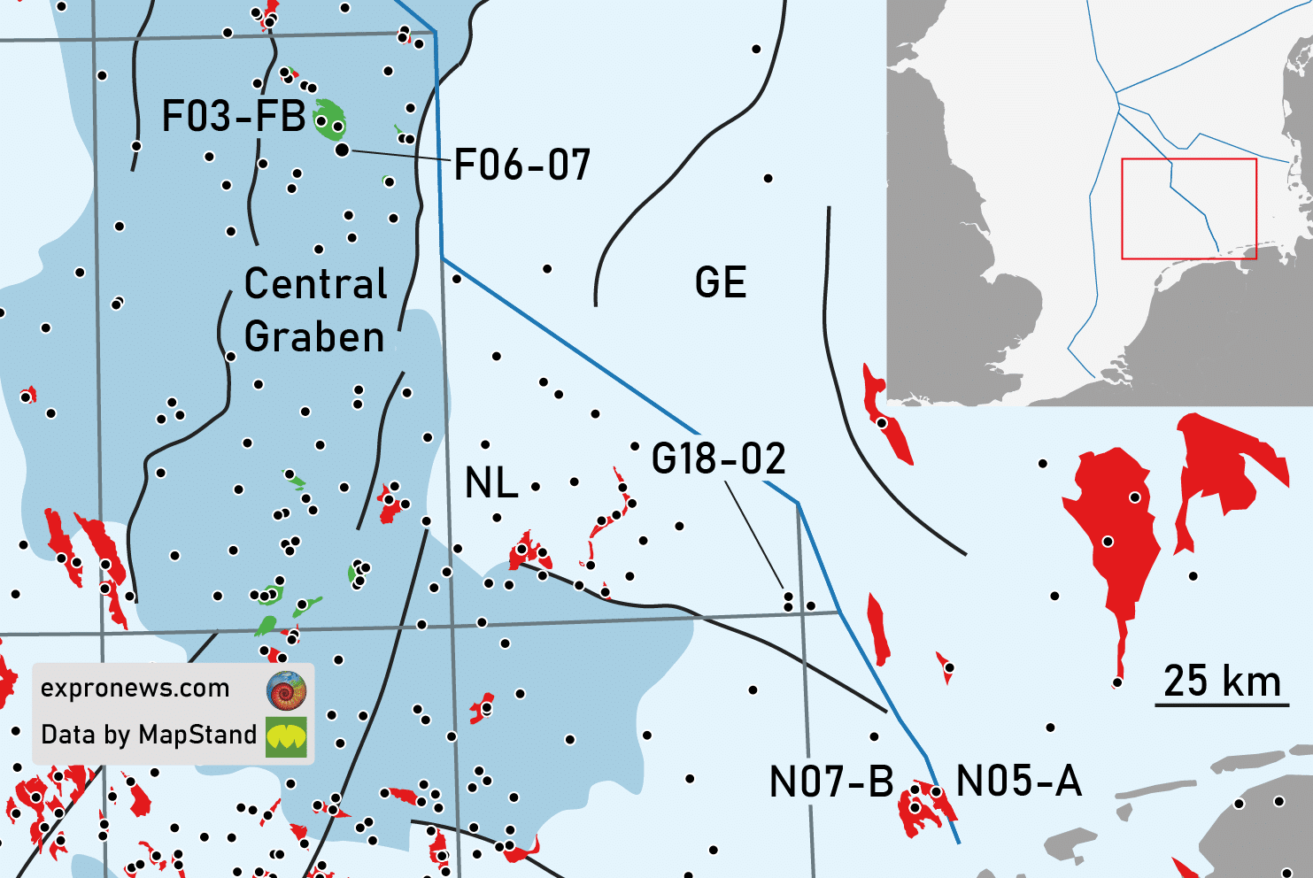ONE-Dyas keeps exploring the Dutch Continental Shelf – A Friday North Sea wrap-up