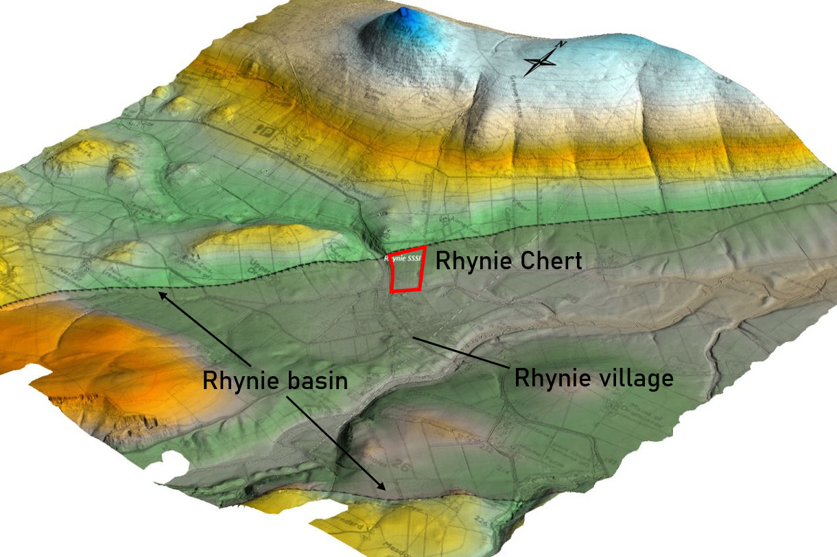 The Rhynie Chert – a potential world heritage site