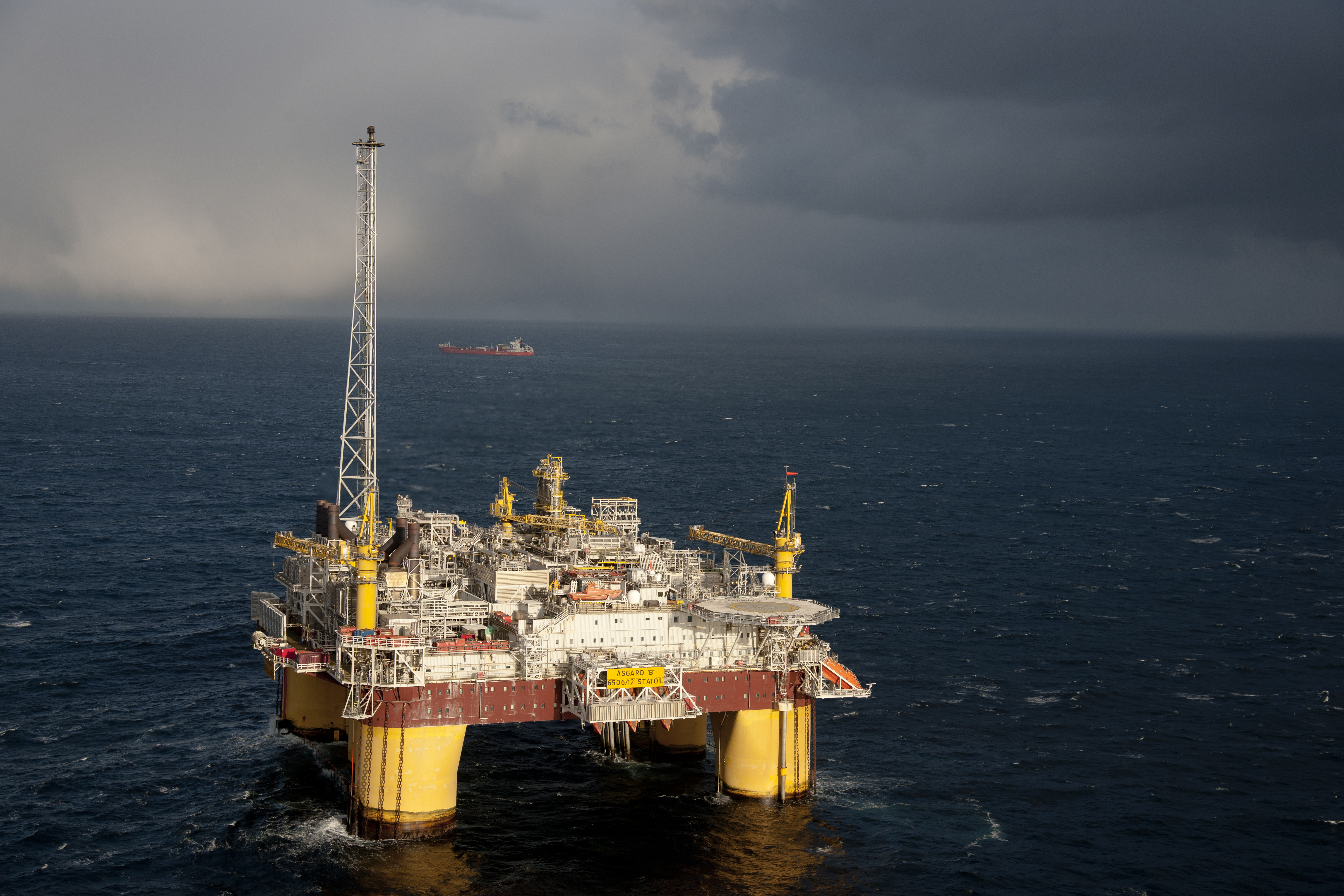 Equinor and partners decide to extend life of Åsgard field