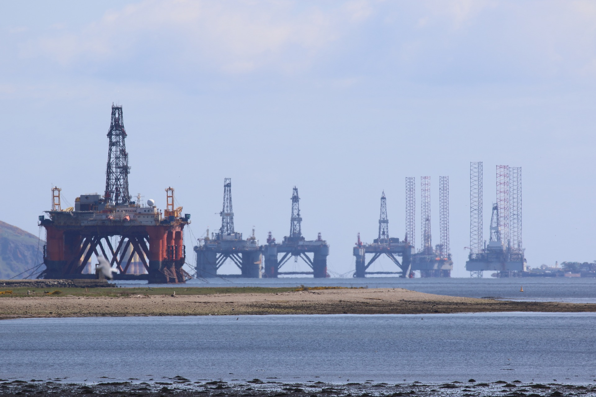 UK also considers ban on North Sea exploration