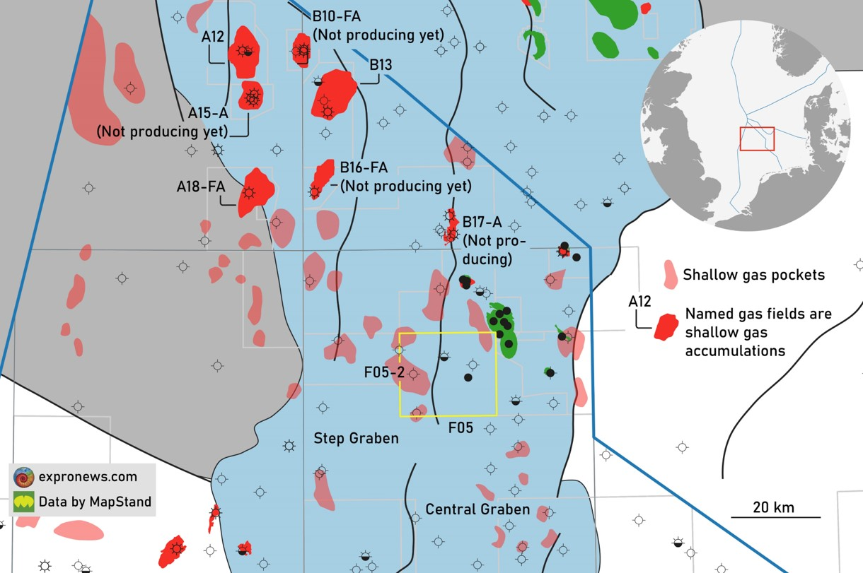 Neptune Energy eyes shallow gas in Dutch North Sea