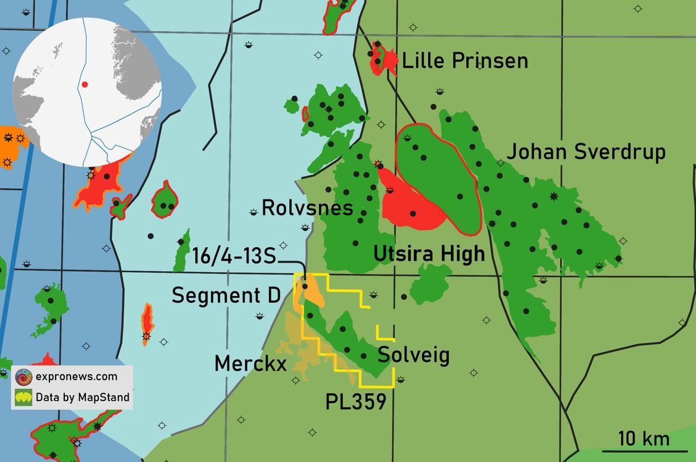 Lundin Energy proves thin oil column near Solveig