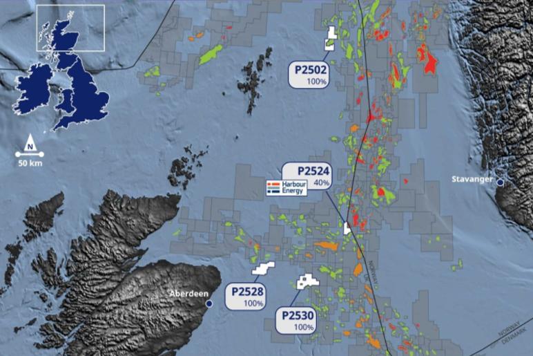 Finder Energy acquires Azinor North Sea licences