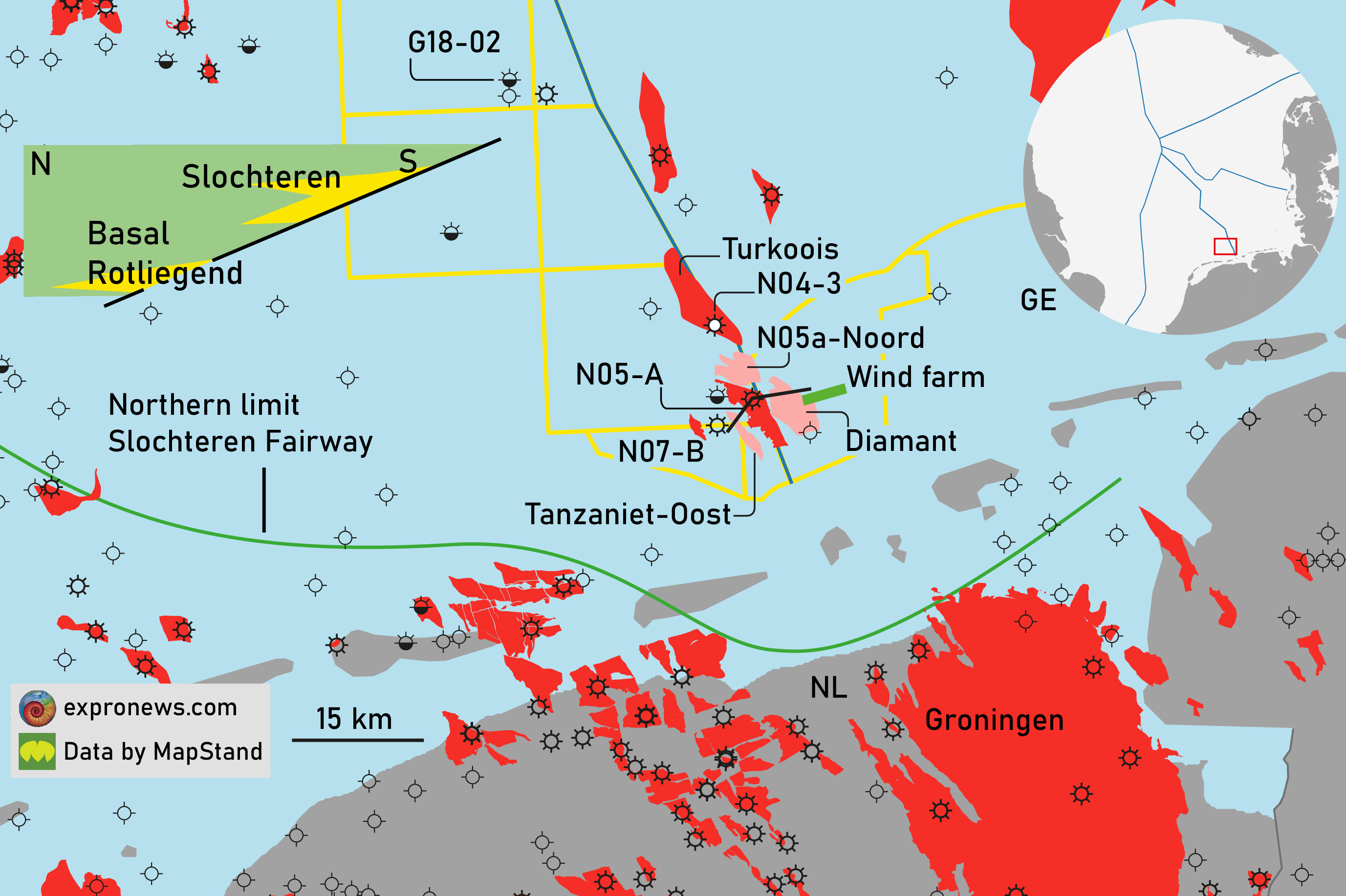 ONE-Dyas hits gas at Turkoois prospect