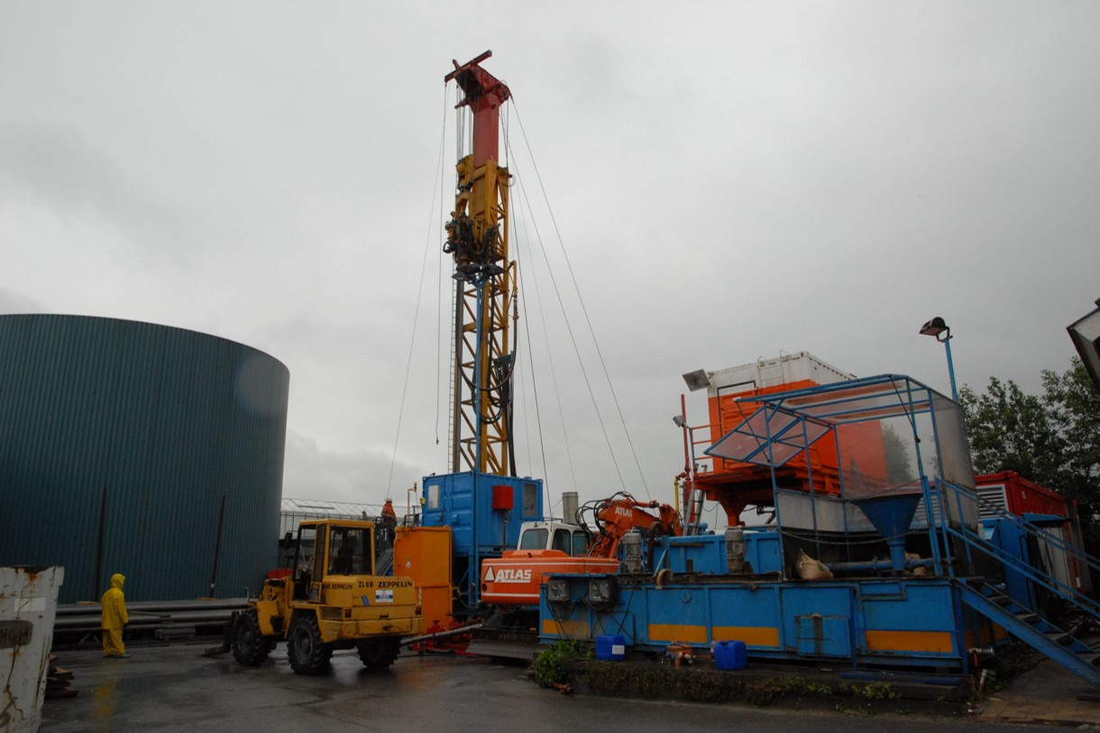 Dutch geothermal sector produces more gas than some small gas fields