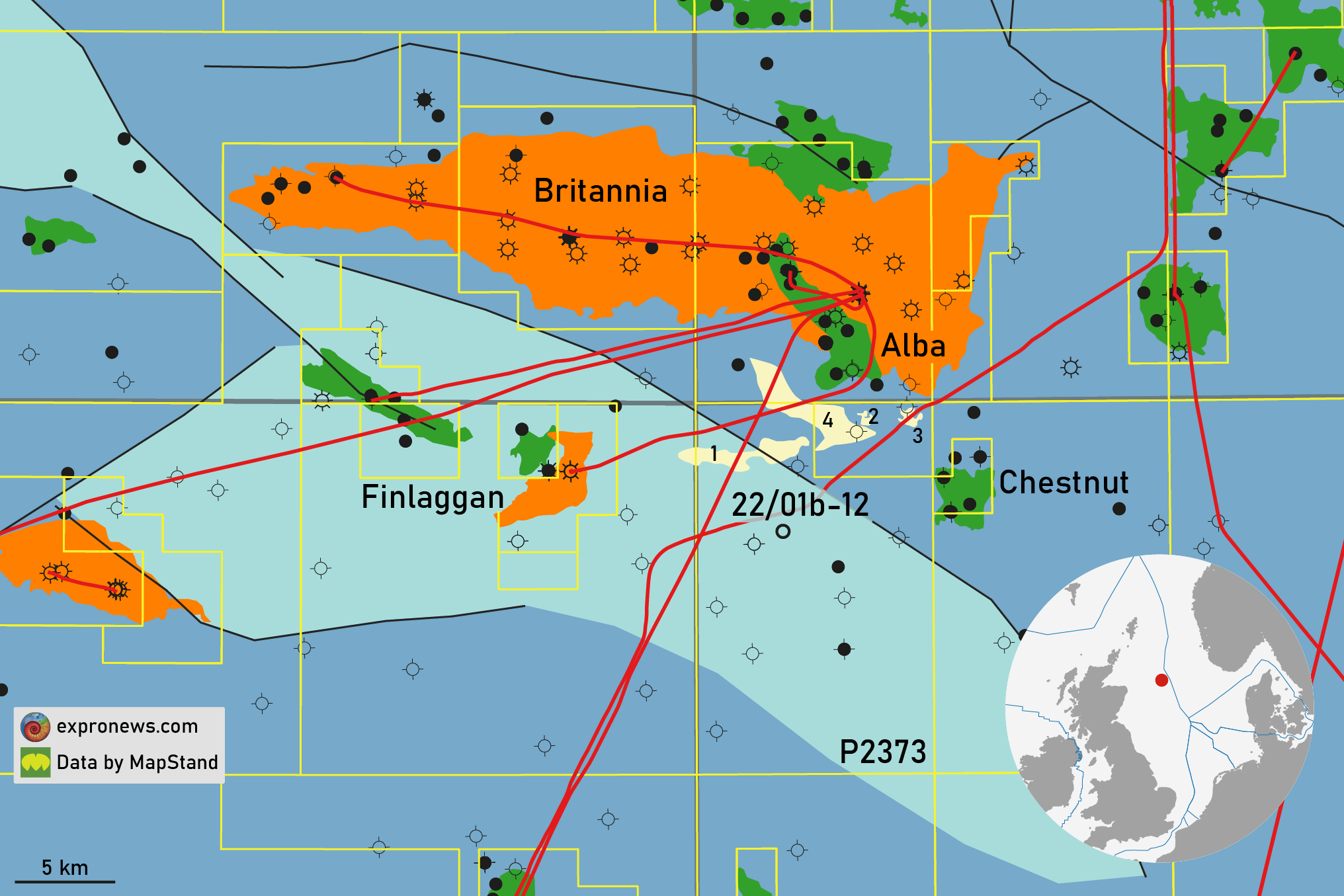 Ithaca Energy drills second UKCS exploration well of 2021