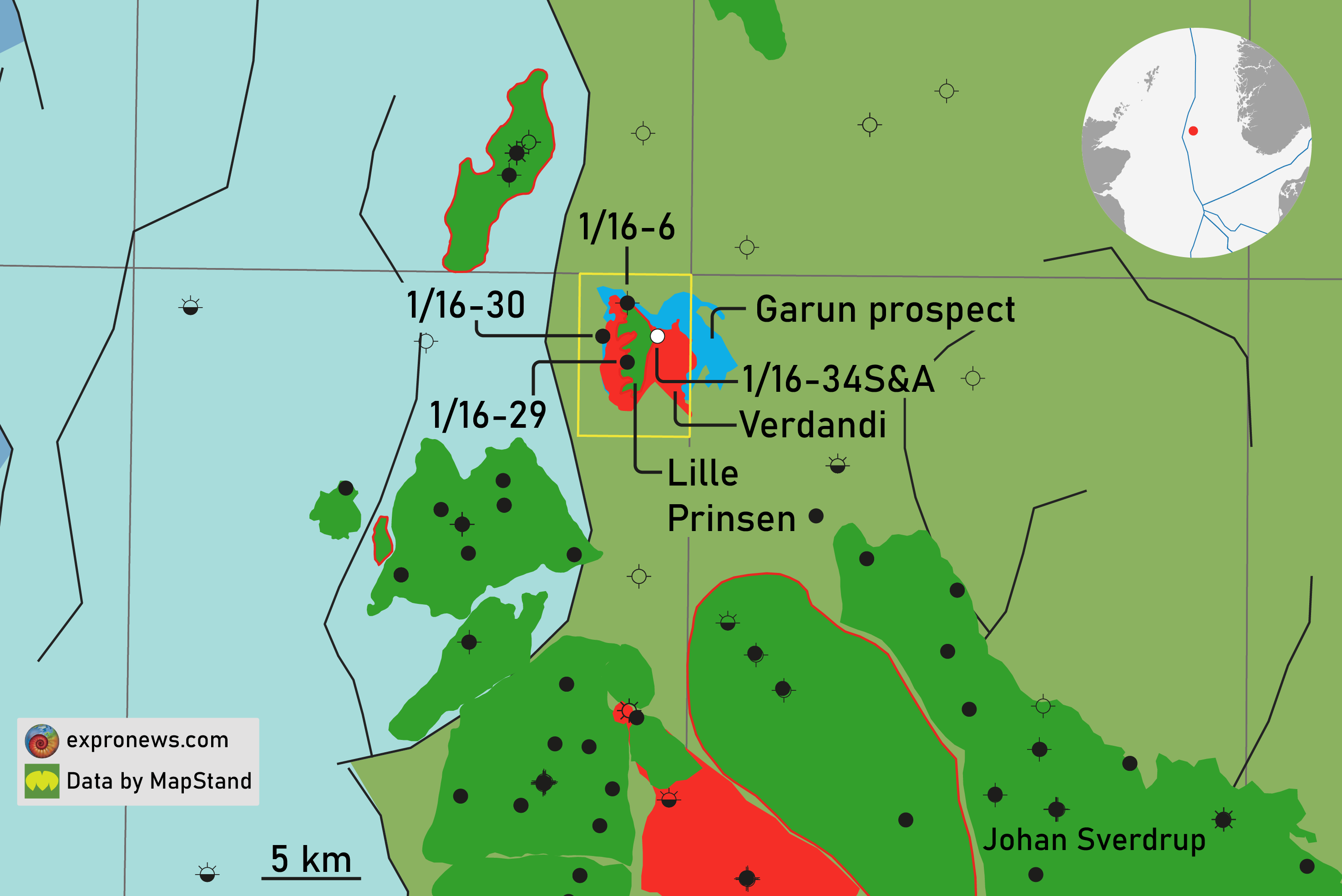 Lundin explores and appraises with Lille Prinsen drilling campaign