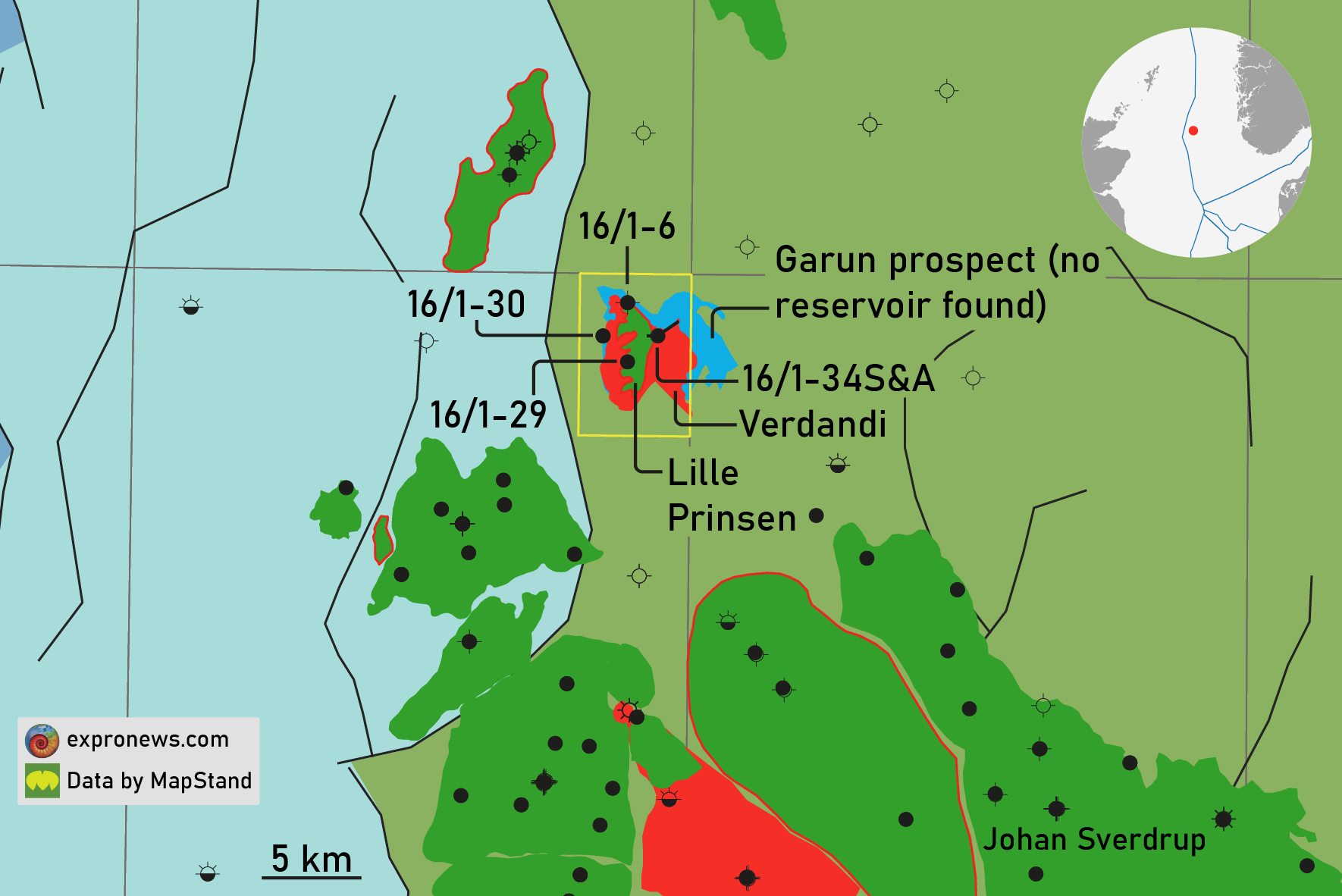 Lille Prinsen oil find will be closely watched by UK Mid North Sea High operators