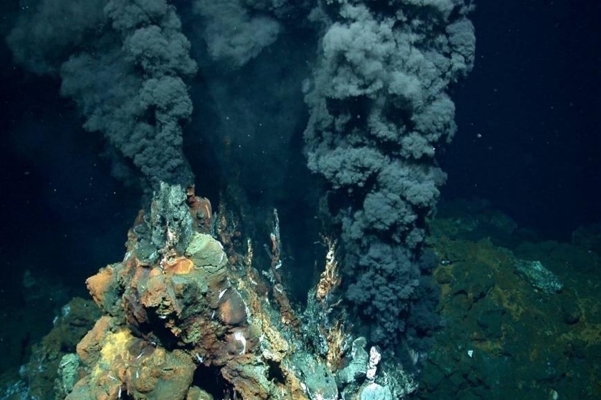High Grades in the Deep Sea